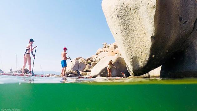 Découvrez les Lavezzi pendant votre séjour windsurf en Corse