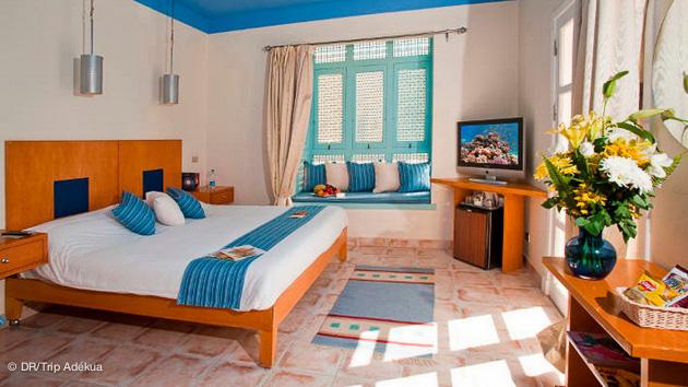 votre chambre d'hotel tout confort à el gouna