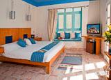 Vous êtes logés dans hôtel de standing sur le spot de windsurf - voyages adékua