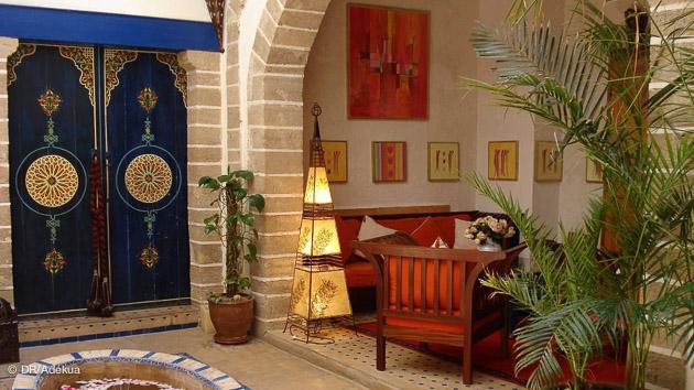 votre riad en coeur d'Essaouira