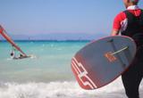Votre séjour windsurf à Rhodes - voyages adékua
