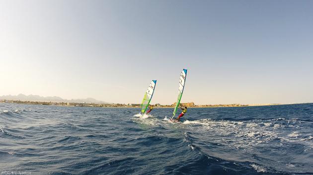 Un séjour en Egypte pour les windsurfeurs confirmés