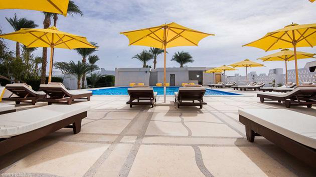 Votre hôtel en demi-pension avec piscine
