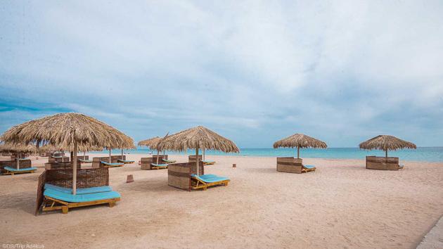 Votre séjour windusrf de rêve en Egypte