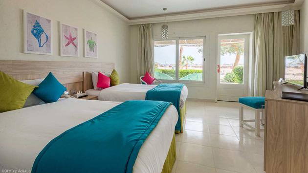 Votre hôtel tout confort à Safaga pour un séjour windsurf de rêve