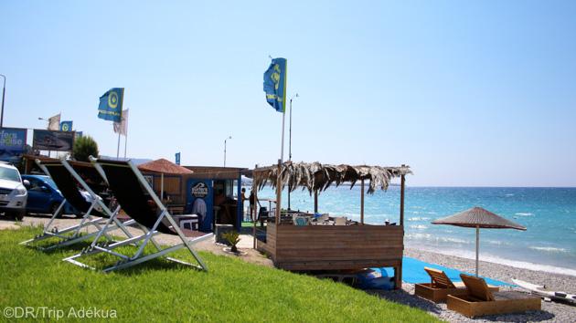 Venez progresser en windsurf sur les meilleurs spots de Rhodes