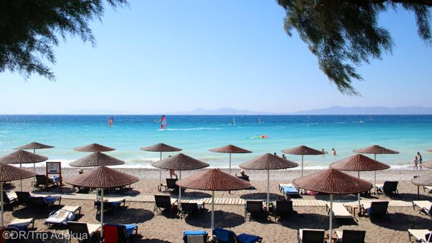 Votre séjour all inclusive à Rhodes avec cours de windsurf et vol