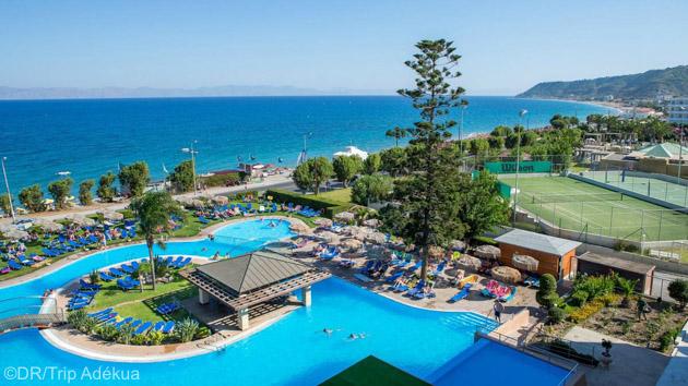Votre hôtel 4 étoiles pour savourer vos vacances windsurf