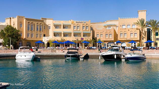 votre hotel pour votre stage de planche à voile à El Gouna