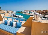 Votre hôtel tout confort à El Gouna au coeur du quartier branché - voyages adékua