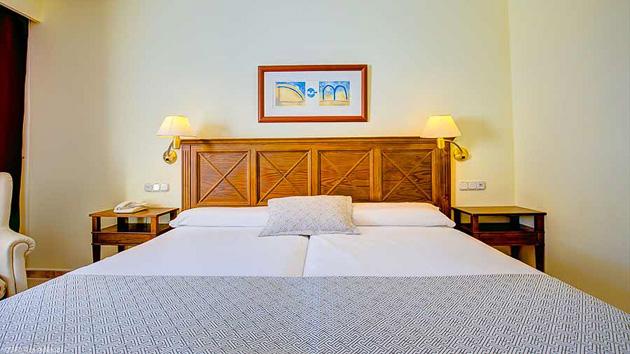 Votre hôtel 4 étoiles pour un séjour windsurf sur le spot de Sotavento