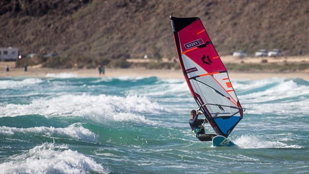 Vos vacances windsurf à Sotavento aux Canaries