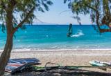 Windsurf, découverte, détente et/ou fiesta à Rhodes - voyages adékua