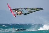 Du windsurf de qualité sur le spot de Theologos - voyages adékua