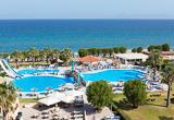 Votre hôtel club 4***  les pieds dans l'eau à Rhodes - voyages adékua