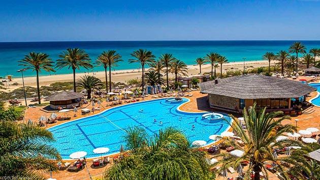 Profitez de votre hôtel tout confort à Fuerteventura