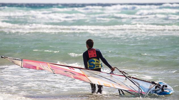 Naviguez dans les plus belles vagues de Sotavento aux Canaries