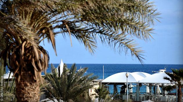 Votre hôtel tout confort idéalement situé à Sal au Cap Vert