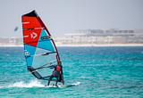 Votre stage d'initiation windsurf à Sal au Cap Vert - voyages adékua