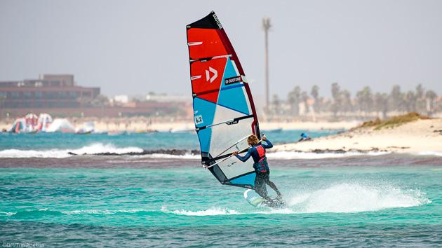 Votre séjour windsurf à Sal au Cap Vert idéal pour débuter