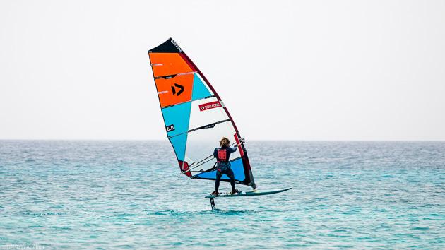Séjour windsurf à Sal : idéal pour débuter ou progresser