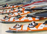 Jours 8, 9, 10 : journées de windsurf à Cayo Vapor - voyages adékua