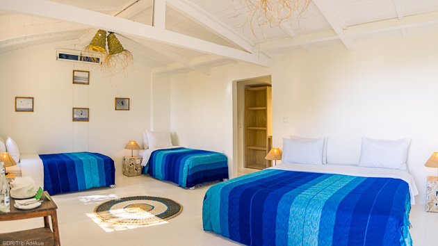 Votre bungalow face aux meilleurs spots de windsurf de la lagune de Dakhla