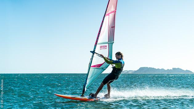 Des sessions de windsurf inoubliables à Dakhla au Maroc