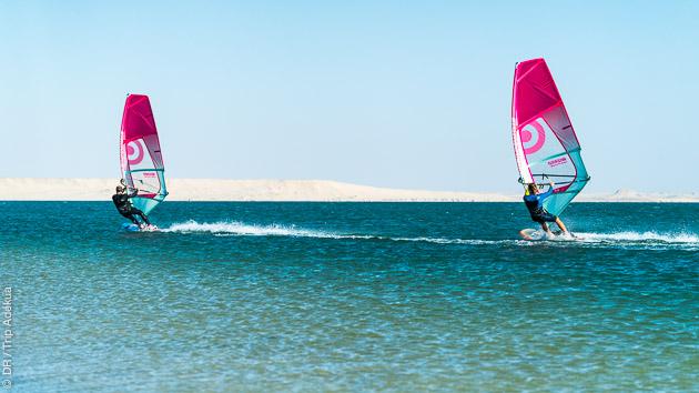 Profitez de 10 heures de cours de windsurf semi privés à Dakhla au Maroc
