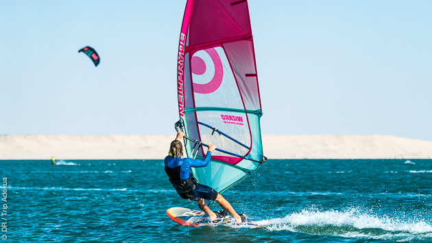 Progressez en windsurf sur les meilleurs spots de Dakhla au Maroc