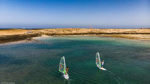 Votre séjour windsurf unique à Fuerteventura aux Canaries