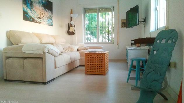 Votre hébergement en maison tout confort à deux pas du spot