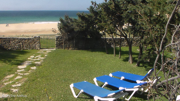 votre appartement à Bolonia avec ce séjour windsurf