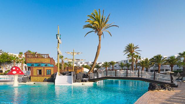 Votre hôtel 4 étoiles pour un séjour windsurf de rêve aux Canaries