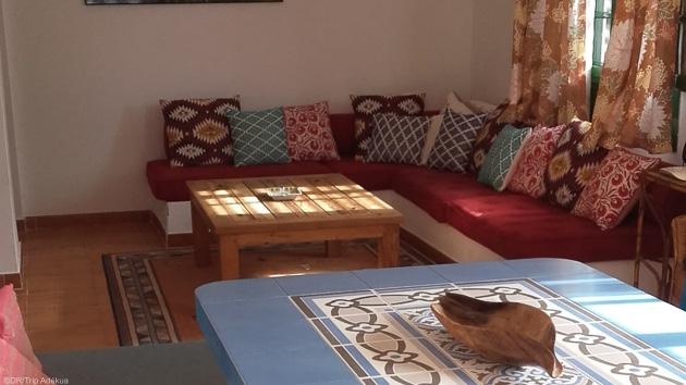 Votre appartement pour 6 personnes à deux pas du spot de windsurf à Lanzarote