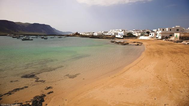 Découvrez Lanzarote pendant votre séjour windsurf aux Canaries