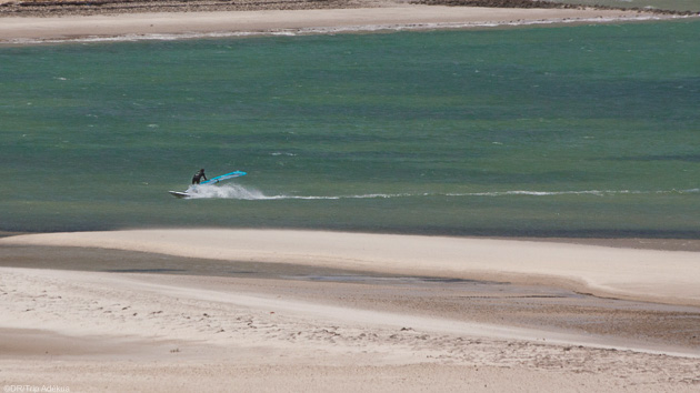 Un séjour windsurf de rêve à Dakhla au Maroc