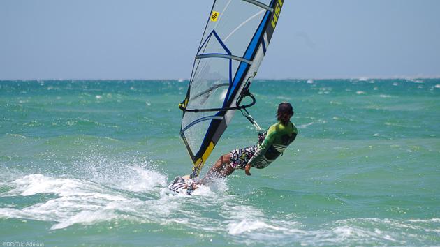 Votre séjour windsurf à Heliophora sur la lagune de Dakhla au Maroc