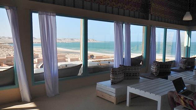 Profitez de votre hébergement tout confort à Dakhla au Maroc