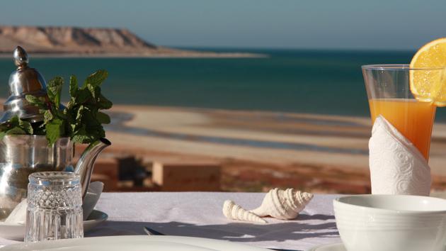 Savourez la douceur de vacances au club Heliophora sur la lagune de Dakhla