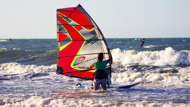 Votre séjour pour débuter le windsurf à Icaraizinho au Brésil