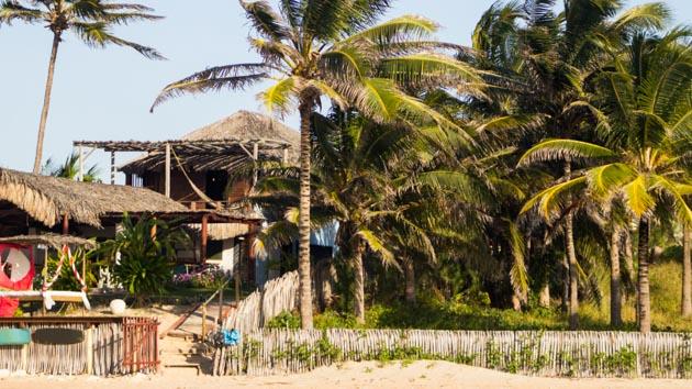 Un séjour windsurf de rêve sur le spot d'Icarai au Brésil
