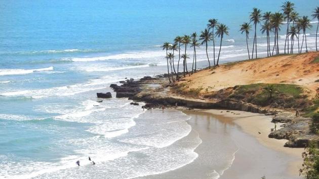 Votre spot pour débuter le windsurf en tout sécurité au Brésil