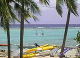 Votre stage d'initiation à la planche à voile en Guadeloupe - voyages adékua