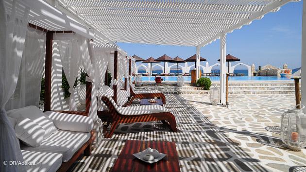 votre hotel pour votre séjour windsurf à Paros (Grèce)