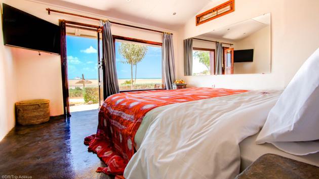Votre séjour de rêve en bungalow avec vue sur la lagune au Maroc