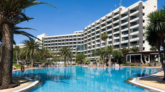 Votre hôtel 4 étoiles avec piscine sur la lagune de Sotavento aux Canaries