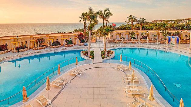 Votre hôtel 4 étoiles tout confort avec formule en pension complète