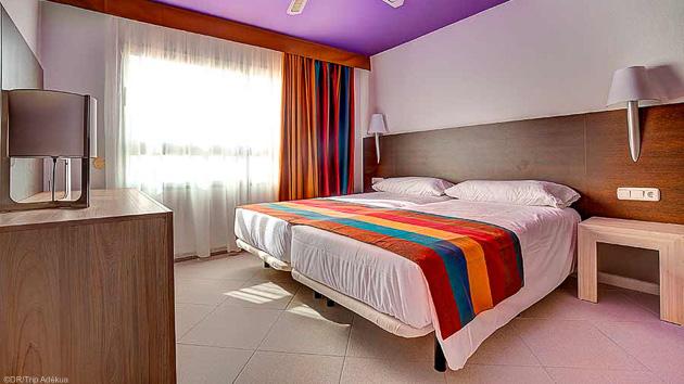 Votre hébergement en hôtel 4 étoiles à Fuerteventura aux Canaries