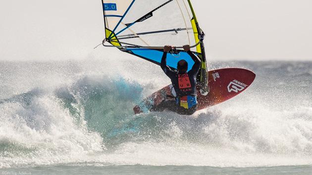 Votre séjour windsurf avec hébergement, pension complète et matériel